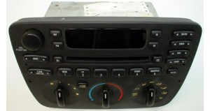 20012003 Ford Taurus Factory AMFM Radio CD Player W CD