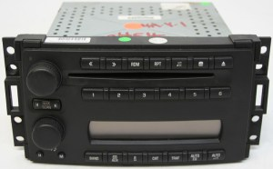 2005 2006 2007 Saturn Relay Factory Stereo 6 Disc Changer