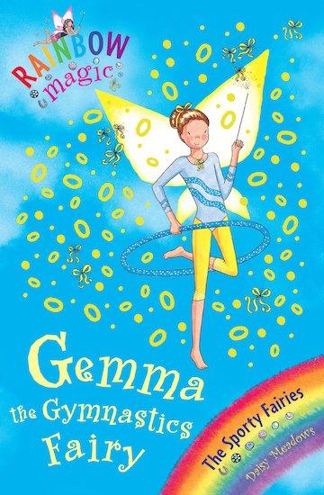 rainbow magic sporty fairies 63 gemma the gymnastics fairy
