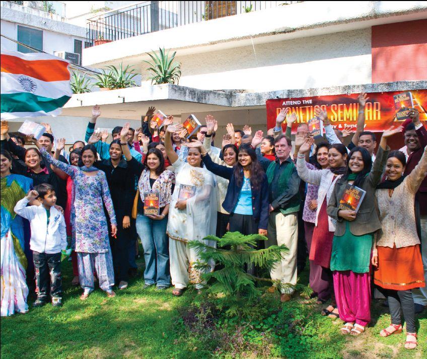 Dianetics in New Delhi