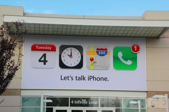 iPhone 4S Revealing