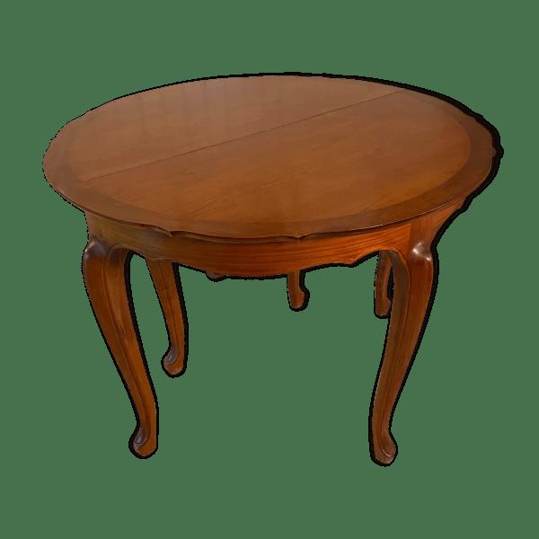 Table Demi Lune Extensible Selency