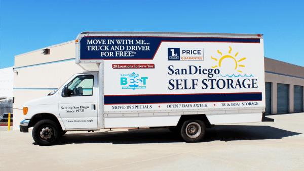 Encinitas Self Storage Lowest Rates Selfstorage Com