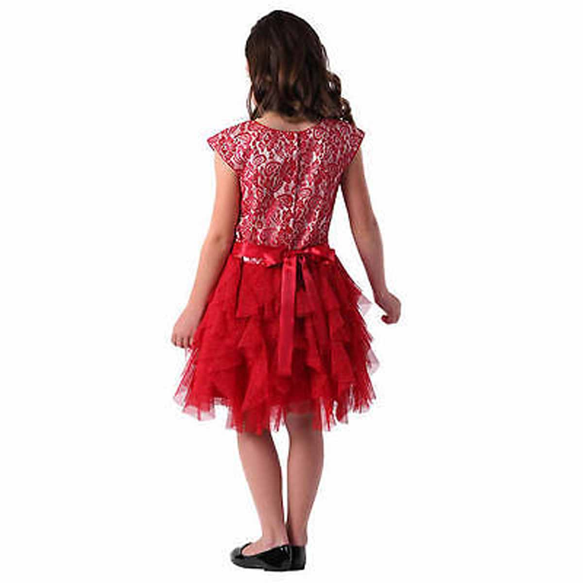 Jona Michelle Girls Special Occasion Holiday Formal Dress