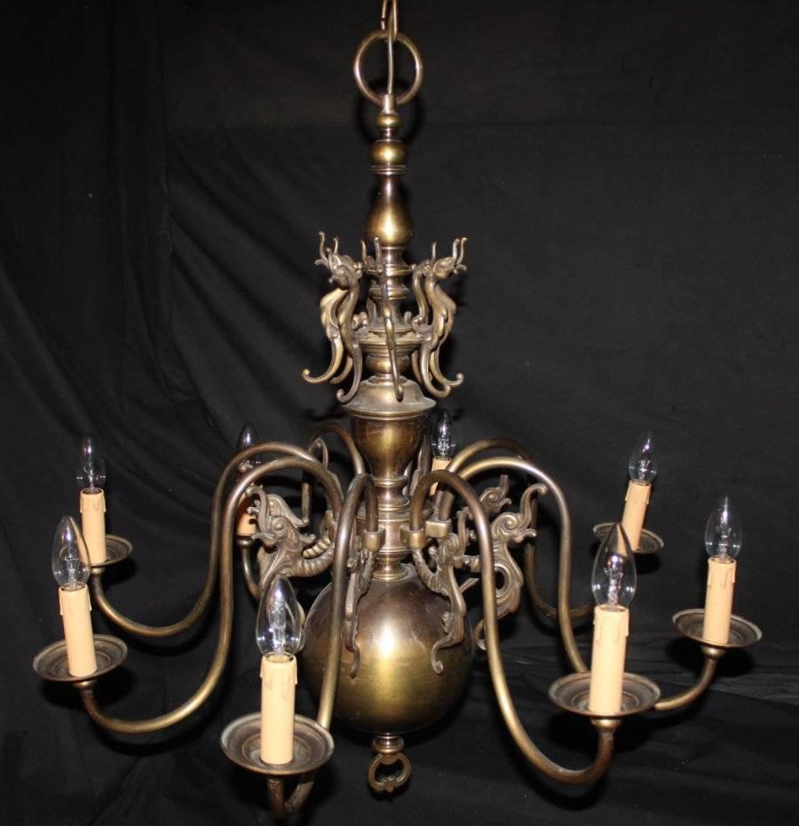 antique lighting chandelier parts