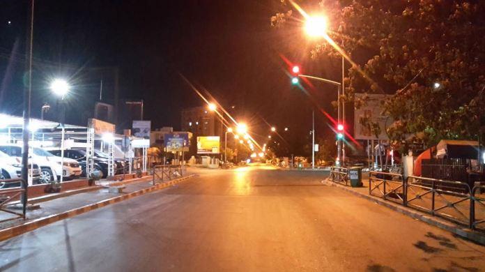 (Photos) _Couvre-feu : Grand-Dakar déserte les rues
