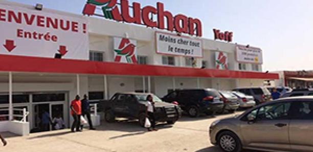 Macky Bloque Auchan