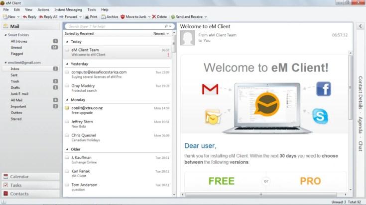eM Client 7.2.35595 Key Here Torrent Download 2019