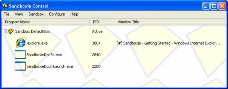Sandboxie Final 5.30 Torrent 2019 Download