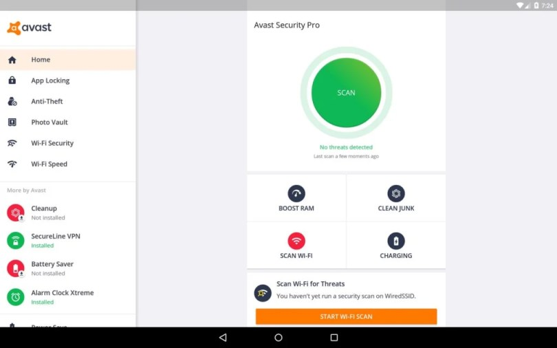 Avast Mobile Security & Antivirus APK for Android - Download