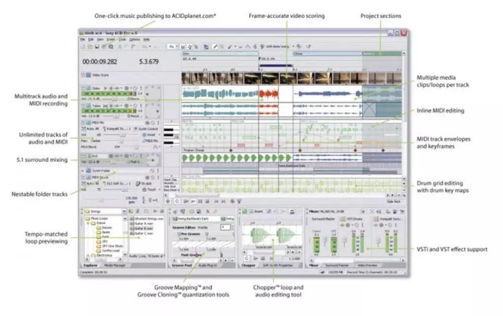 Acid Pro Download