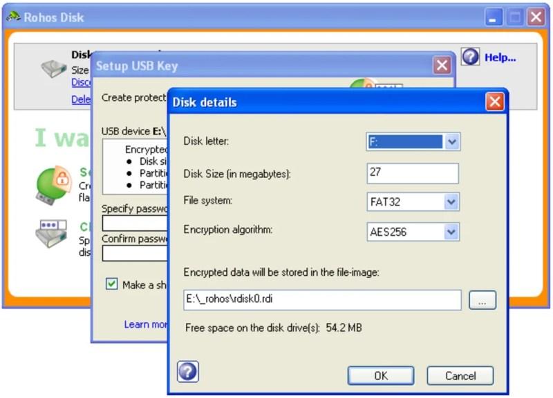 Rohos Disk Encryption 3.0 Download