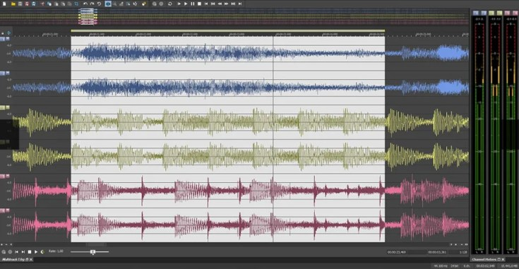 MAGIX SOUND FORGE Pro 13.0 Crack File