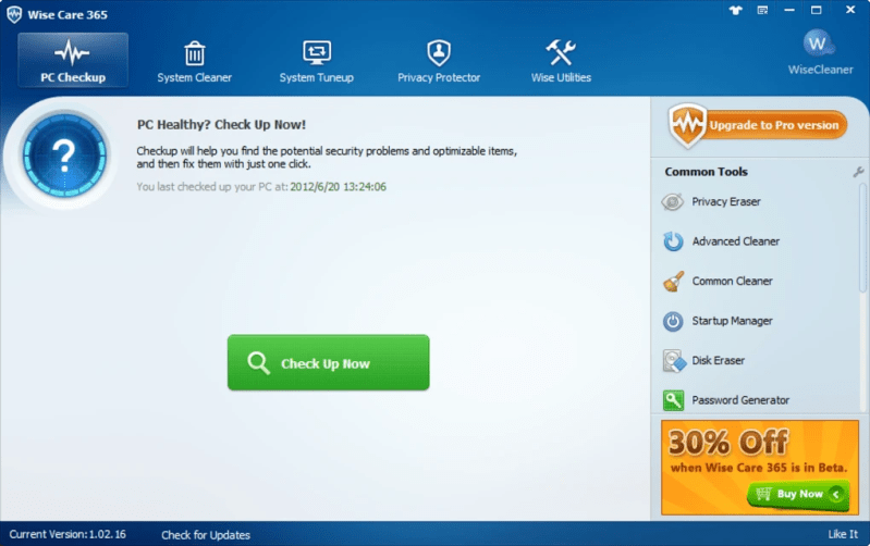 Wise Registry Cleaner Pro 10.2.2682 Patch Torrent