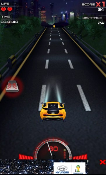 Racing Car 3D Game for Android   Download Racing Car 3D Game  PROS