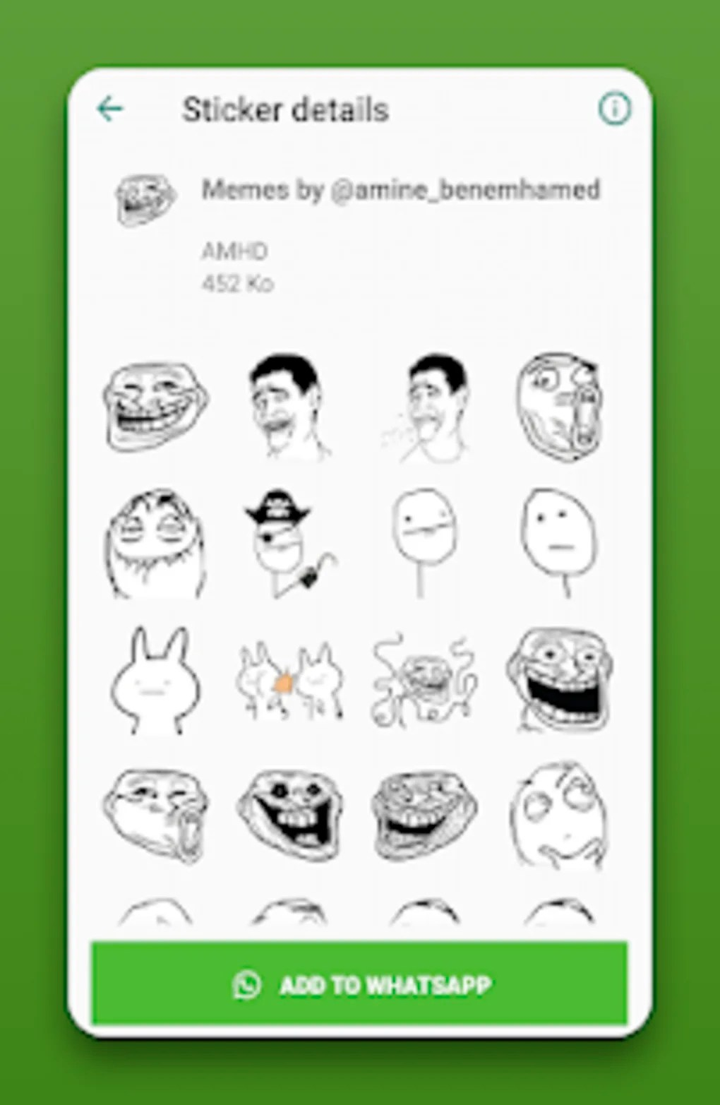Funny stickers for whatsapp for android download