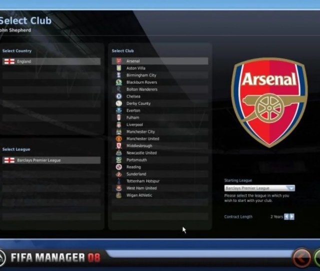 Manage Your Own Soccer Team