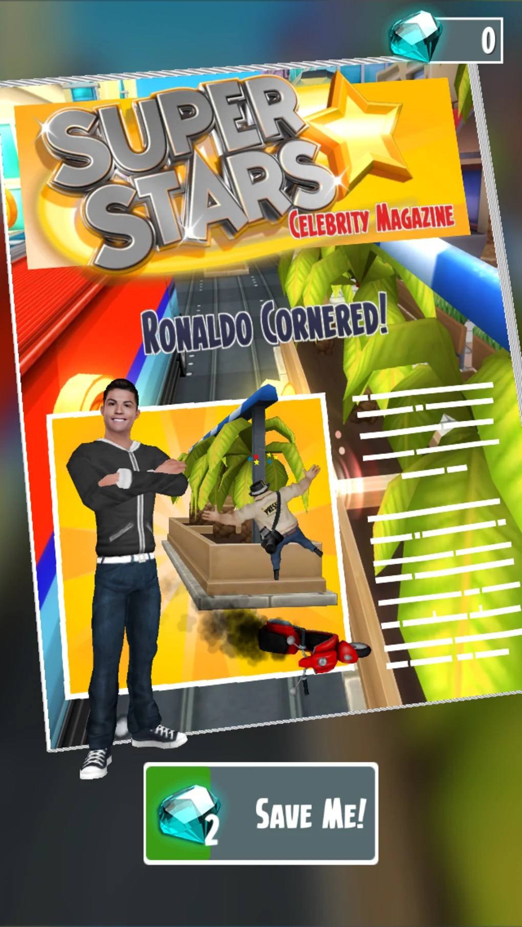 Ronaldo Amp Hugo Superstar Skaters For Android Download