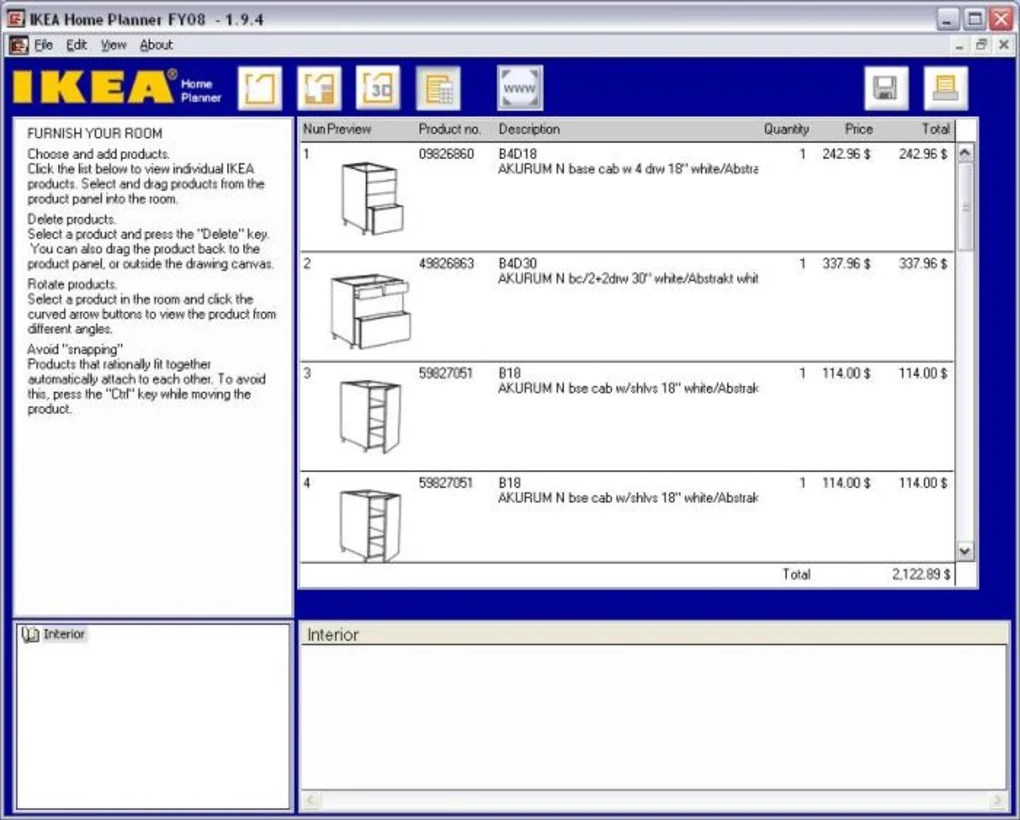 Ikea Kitchen Planner Windows 7 64
