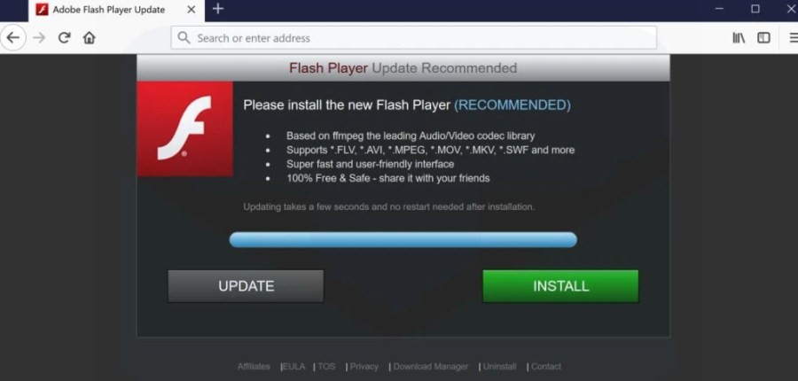 Adobe Flash Player تنزيل