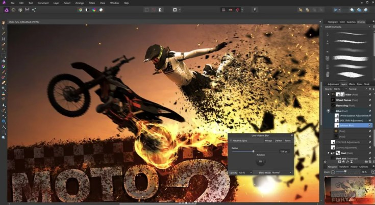 Serif Affinity Photo 1.0 Download 2019