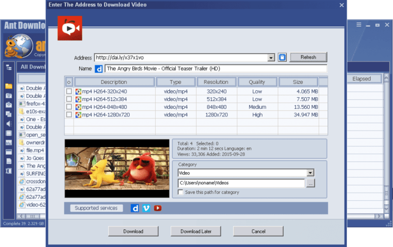 Ant Download Manager 1.8.0 Key