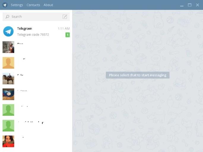 Telegram for Desktop 1 8 1 Crack With Product Key Free Download