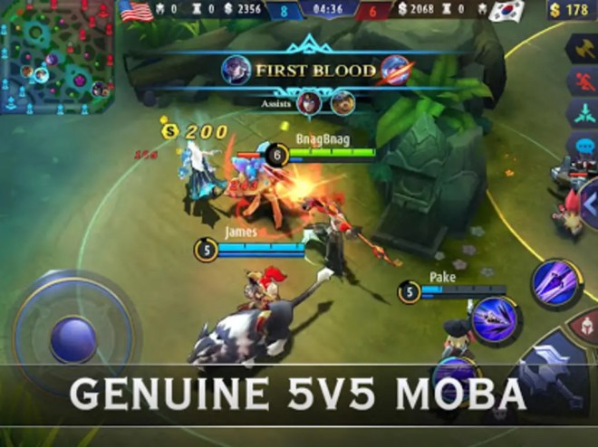 free download mobile legends bang bang for android latest
