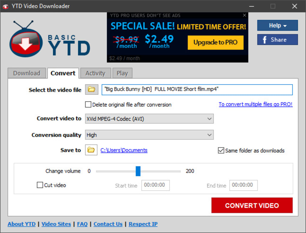 Ytd Video Downloader تنزيل