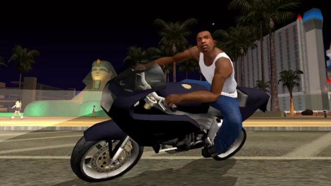 Image result for cj san andreas
