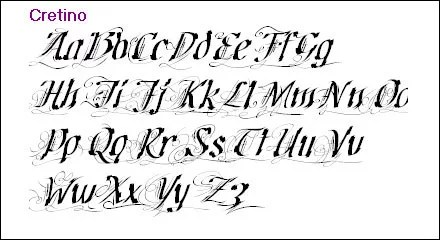 Download Artistic Font Collection for Mac - Download