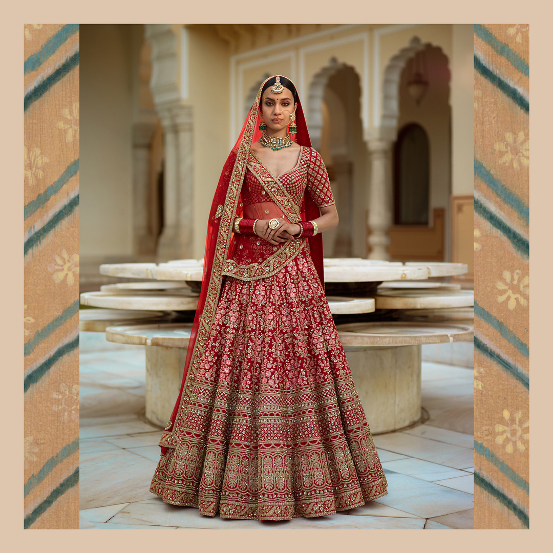 Sabyasachi Drops His Newest Couture Amp Jewellery Collection