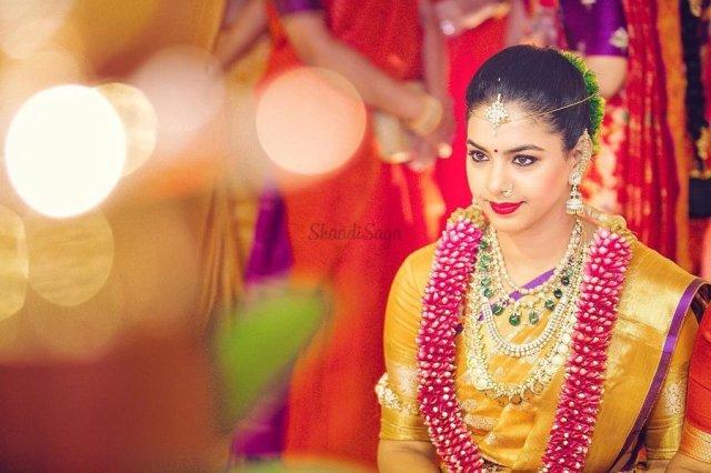 Stunning Bridal Jewellery We Picked From Weddings Held in 2017