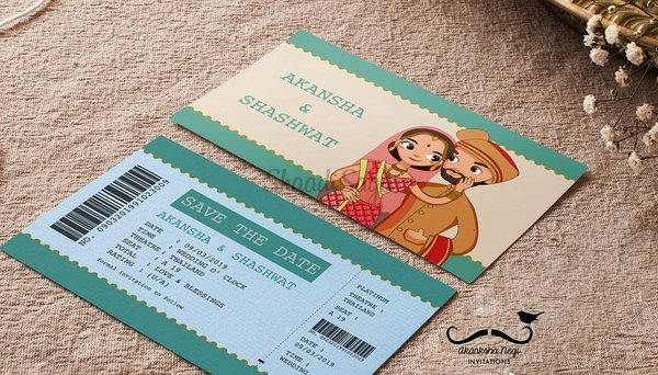 21 wedding invitation designs that are