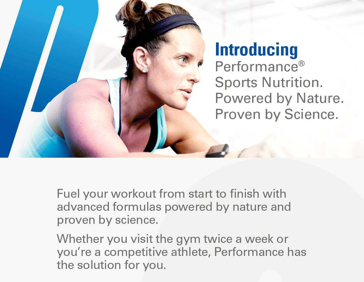 Introducing Performance Sports Nutrition