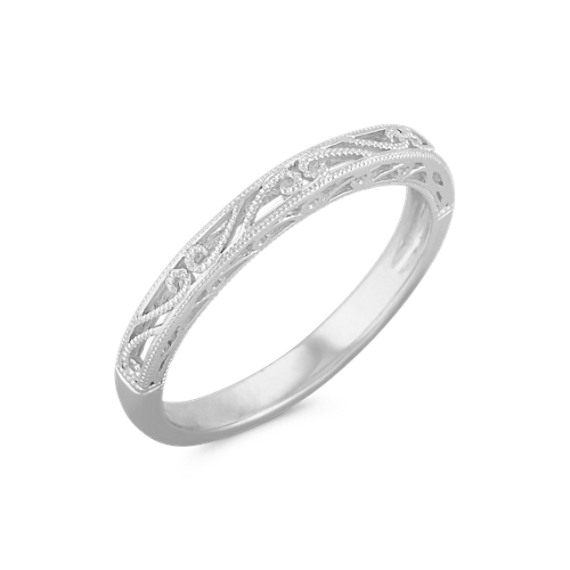 White Gold Antique Wedding Bands Best 2000 Antique