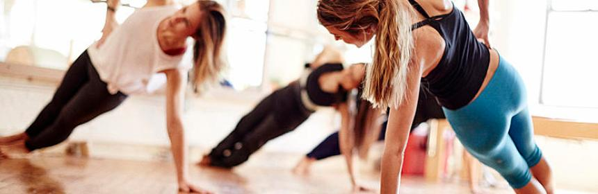 How To Work Out During Lunch Shape Magazine