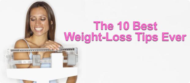 10 Best Weight Loss Tips | Shape Magazine