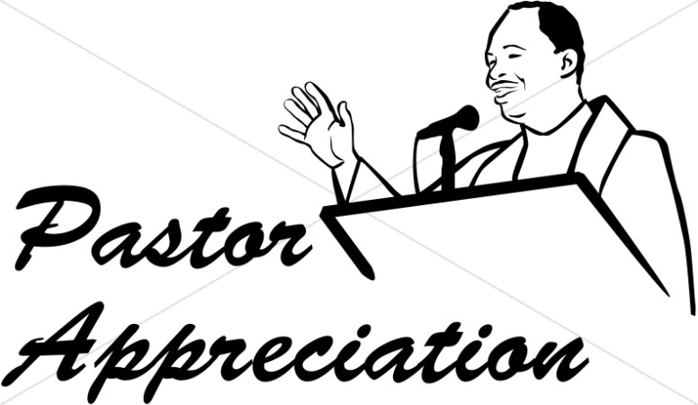 October Pastor Appreciation Month
