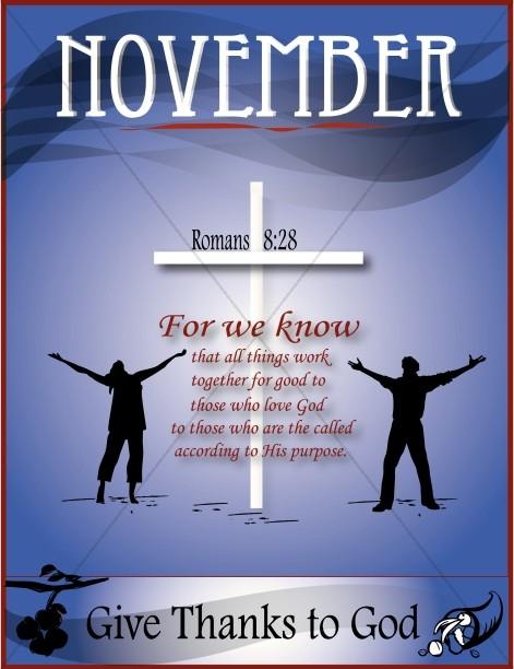 Praise And Worship Sunday Bulletin