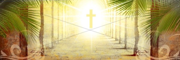 Palm Sunday Email Banner Church Email Banners