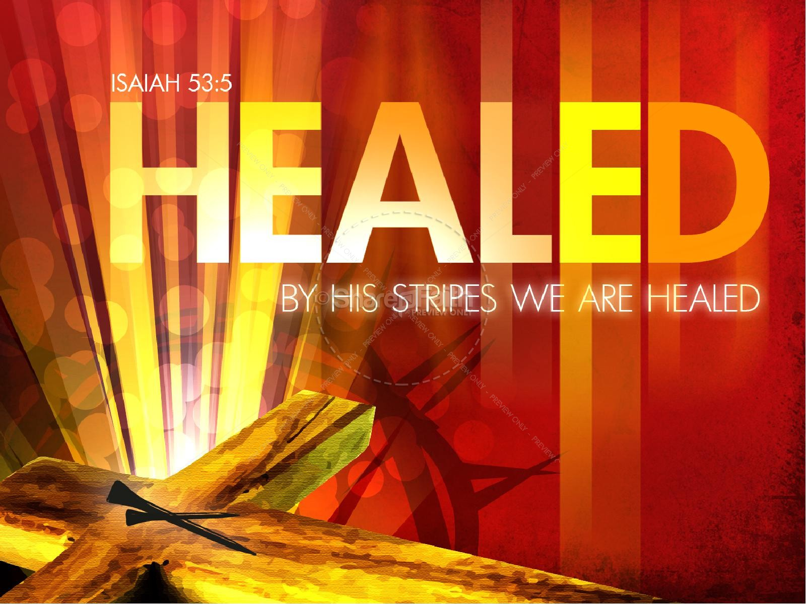Healed PowerPoint