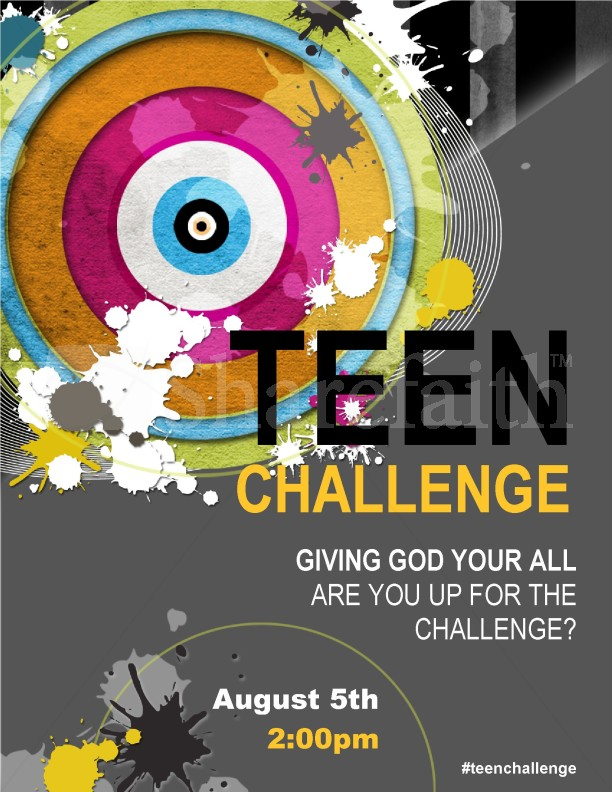 Youth Church Flyer Templates Template   Flyer Templates Youth Church Flyer Templates