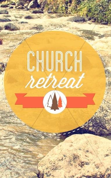 Church Retreat Bulletin Cover Sermon Bulletin Covers