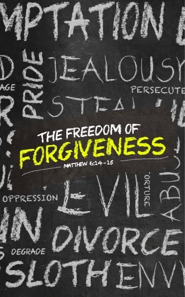 Forgiveness Bible