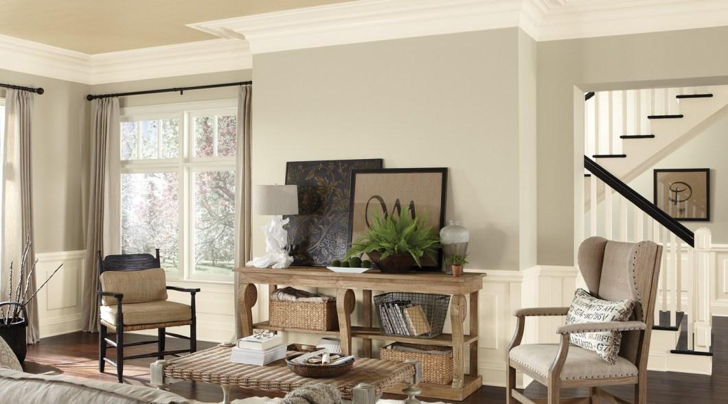 Living Room Whites