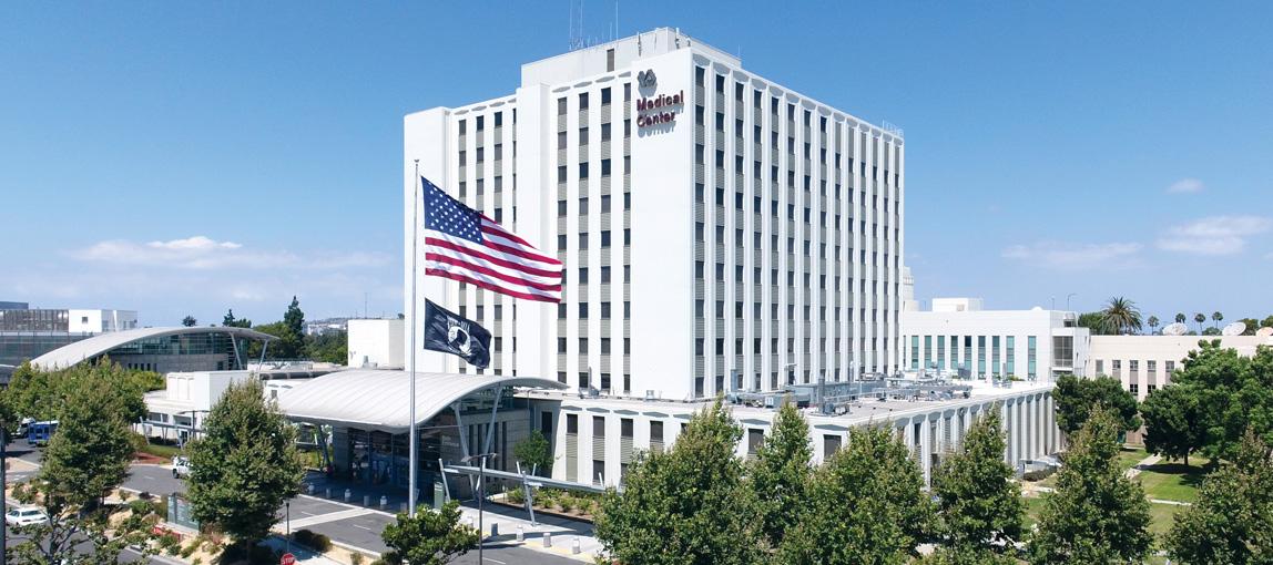 VA Health Facility Specifies Sherwin-Williams Paint Shield®