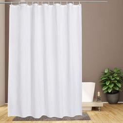 eurcross clear peva long shower curtain liner 72 x 78 inch bathroom accessories home kitchen