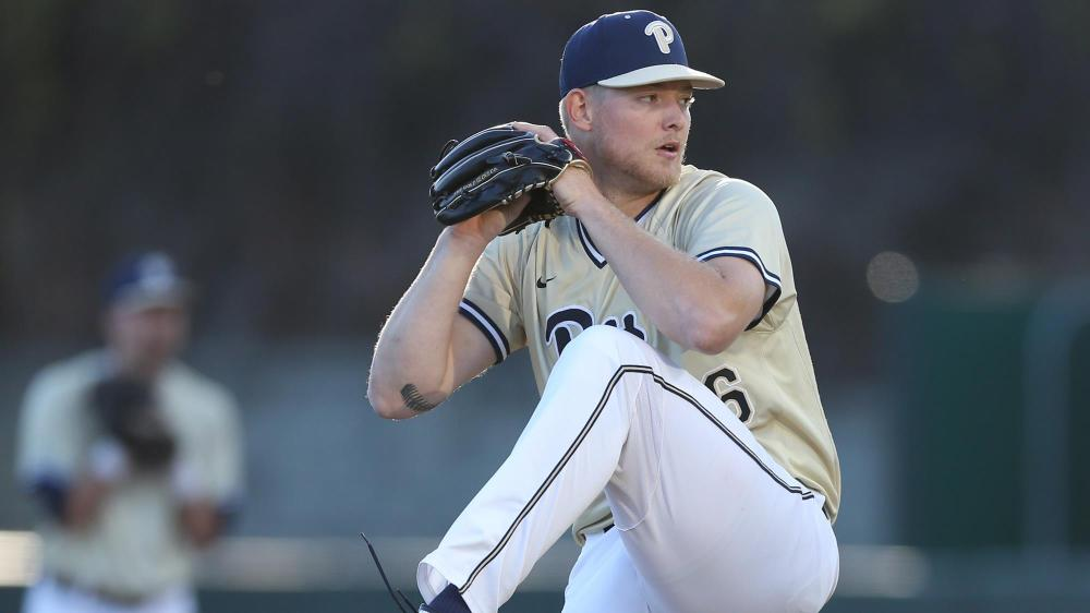 ACC Baseball Pitcher of the Week