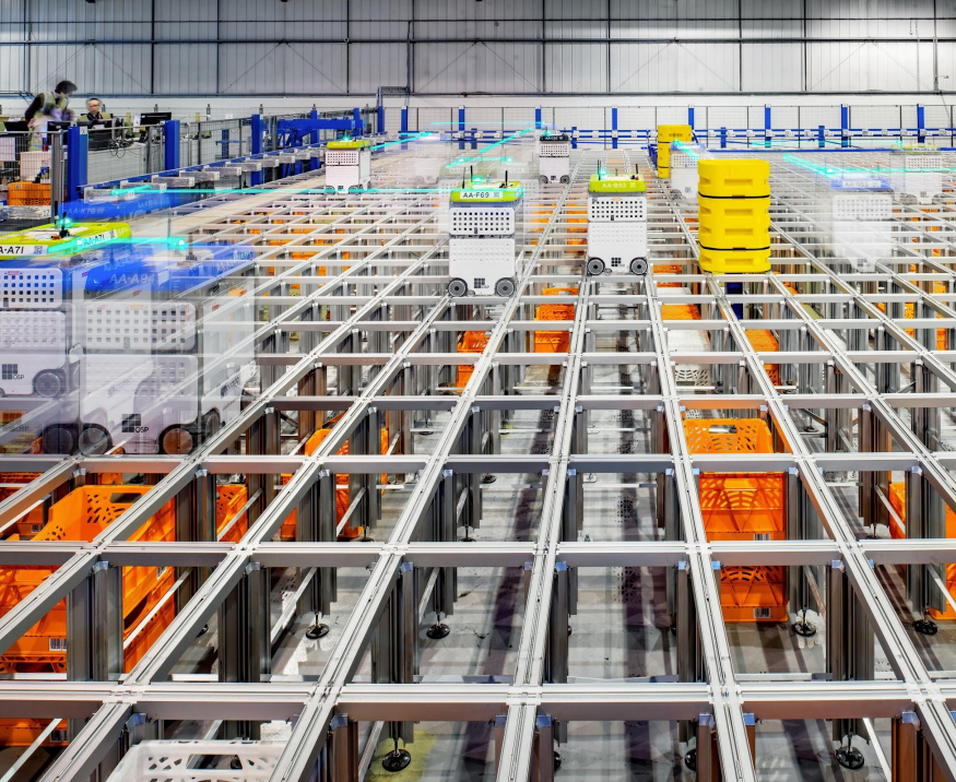 Ocado and Oxbotica in deal to develop robot grocery deliveries